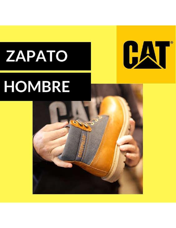 Ofertas de Cat, Descuentos Zapatos Hombre