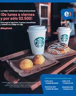 Ofertas de Entel, Promoción Starbuks