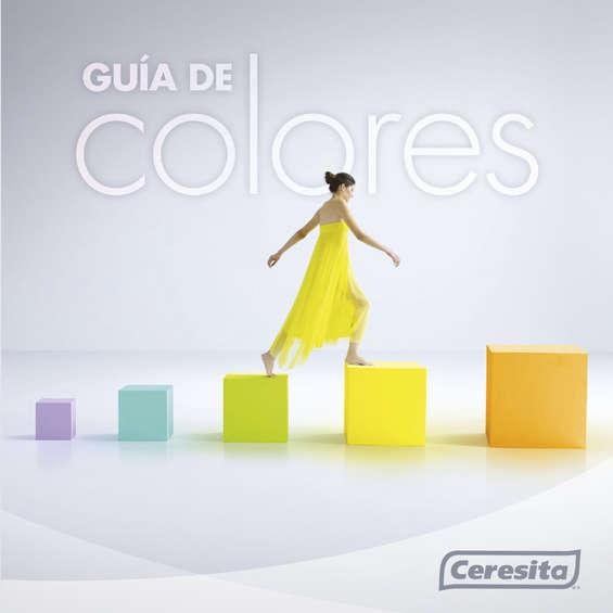 Ofertas de Mct, Ceresita: Guía de Colores