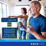 Ofertas de Bicevida, Hasta 20% de descuento