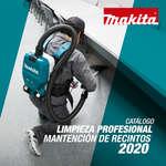 Ofertas de Makita, Limpieza Profesional y Mantención de Recintos 2020