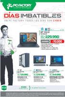 Ofertas de PC Factory, días imbatibles