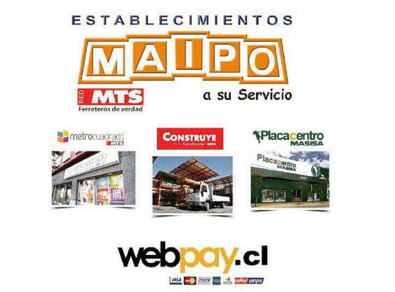 Ofertas de Establecimientos Maipo, Compra en línea