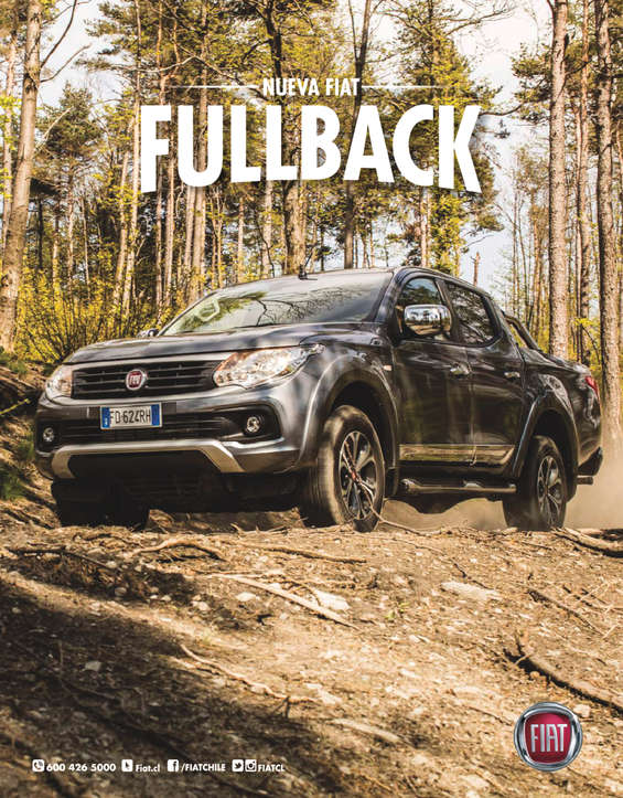 Ofertas de Fiat, nuevo fiat fullback
