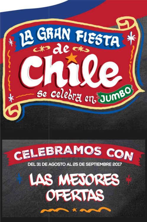 Ofertas de Jumbo, la gran fiesta de chile