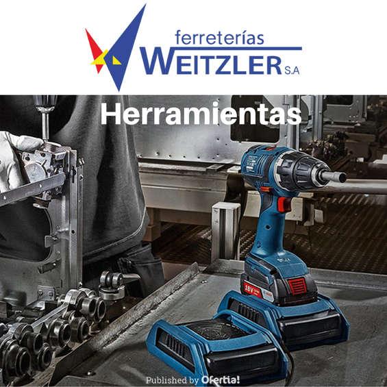 Ofertas de Ferreterías Weitzler S.A., Herramientas