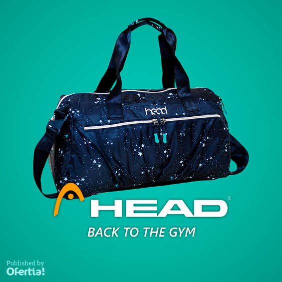 Ofertas de Head, Back to the Gym