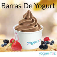 Barras De Yogurt