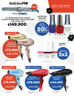 Ofertas de Sally Beauty, Looks Para Celebrar