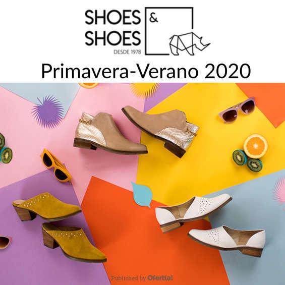 Ofertas de Shoes And Shoes, Primavera Verano 2020